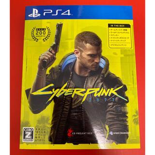 プレイステーション4(PlayStation4)のサイバーパンク2077 PS4(家庭用ゲームソフト)