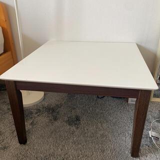 ニトリ(ニトリ)のニトリ こたつ ローテーブル ダイニングテーブル(ダイニングテーブル)