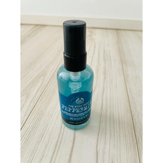 the body shop peppermint フットスプレー 100ml