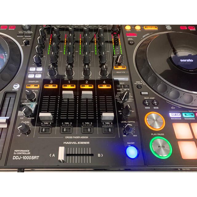 pioneer ddj-1000 srt バック付き 楽器のDJ機器(DJコントローラー)の商品写真