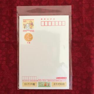 ディズニー(Disney)の年賀状 インクジェット紙(使用済み切手/官製はがき)