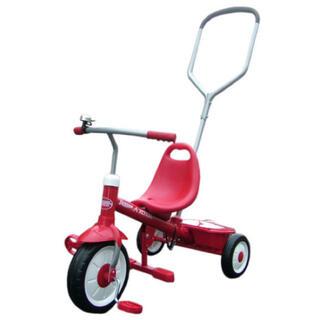 ラジオフライヤー #451A Steer & Stroll Trike 三輪車(三輪車)