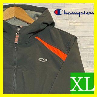 チャンピオン(Champion)の【匿名・即日発送】チャンピオン ナイロンジャケット 清潔感MAXの冬コーデ♪(ナイロンジャケット)