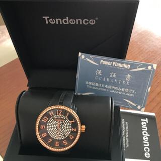 テンデンス(Tendence)のテンデンス ミディアムガリバー ブラック(腕時計)