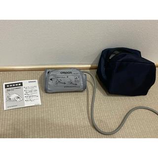 OMRON - オムロン OMRON 上腕式血圧計の腕帯 ケース 取説 HEM-7111