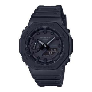 ジーショック(G-SHOCK)の【新品未開封】CASIO G-SHOCK GA-2100-1A1JF(腕時計(アナログ))