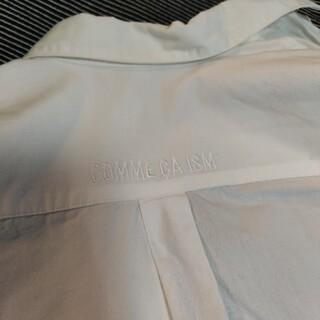 コムサイズム(COMME CA ISM)のCOMME CA ISM シャツ 130cm(ブラウス)