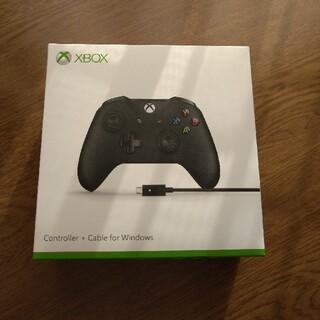エックスボックス(Xbox)のxbox Controller + Cable for Windows ジャンク(PC周辺機器)