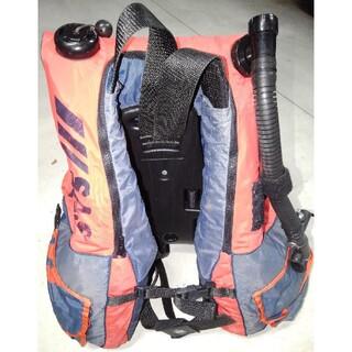 エスエーエス(SAS)のダイビングBCD SASジャケット(マリン/スイミング)