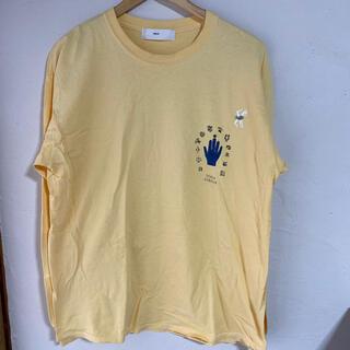 トーガ(TOGA)のTOGA VIRILIS Tシャツ(Tシャツ/カットソー(七分/長袖))