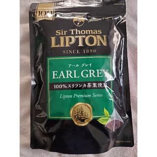 ❤️再入荷‼️サー・トーマス・リプトンアールグレイ ティーバッグ 100袋(茶)