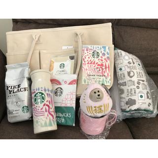スターバックスコーヒー(Starbucks Coffee)のスターバックス福袋 2021 抜き取りなし(フード/ドリンク券)