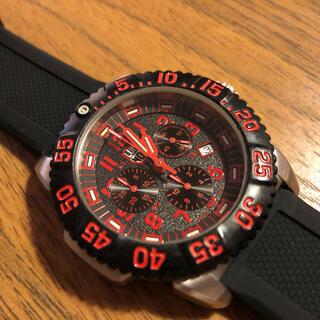 ルミノックス(Luminox)のLUMINOX(ルミノックス)クロノグラフ 3180シリーズ(腕時計(アナログ))