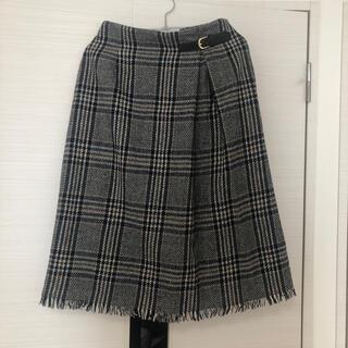 ロペピクニック(Rope' Picnic)のチェック柄 スカート(ひざ丈スカート)