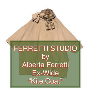 FERRETTI STUDIO Kite-Coat