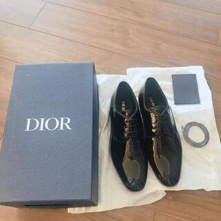 Christian Dior - ディオール 靴  エナメル ローファー  新品未使用  42