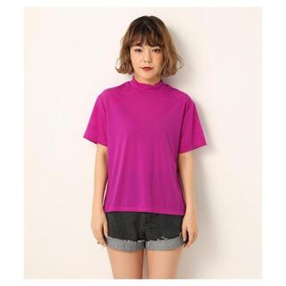 ラグナムーン(LagunaMoon)の定価4490+税込 ラグアジェム キャミ&tシャツセット(Tシャツ(半袖/袖なし))