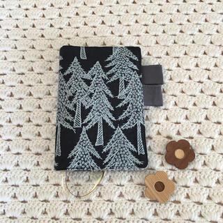 ミナペルホネン(mina perhonen)のほぼ日手帳カバー オリジナルサイズ ミナペルホネン land theater (ブックカバー)
