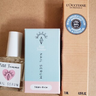 L'OCCITANE - ロクシタンネイルオイル、うるおいネイル