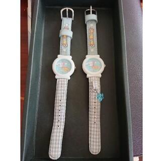 シナモロール(シナモロール)のシナモロール腕時計2本(腕時計)