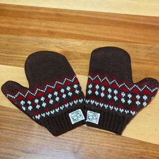 チップアンドデール(チップ&デール)のチップ&デール ミトン手袋(手袋)