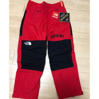 シュプリーム(Supreme)の今週限定 supreme north face mountain pants L(その他)
