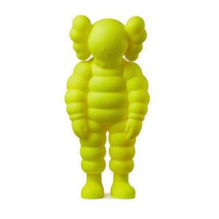 メディコムトイ(MEDICOM TOY)のkaws what party yellow(フィギュア)