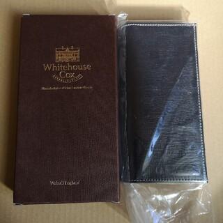 ホワイトハウスコックス(WHITEHOUSE COX)のホワイトハウスコックス 長財布 (長財布)