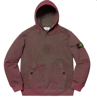 シュプリーム(Supreme)のSupreme Stone Island Hooded Sweatshirt(パーカー)