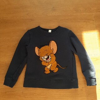 グラニフ(Design Tshirts Store graniph)のトムアンドジェリー トレーナー120(Tシャツ/カットソー)