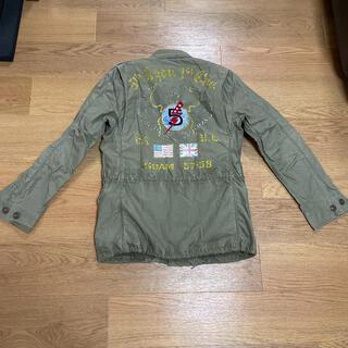 ポロラルフローレン(POLO RALPH LAUREN)のミリタリージャケットポロラルフローレン(ミリタリージャケット)
