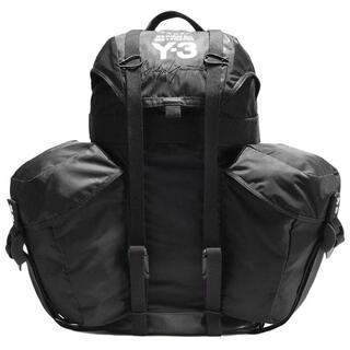ワイスリー(Y-3)の■Y-3 Utility bag black ⭐︎定価77,000¥-(バッグパック/リュック)