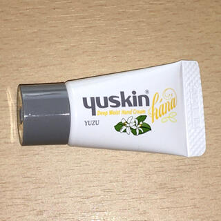 ユースキン(Yuskin)のユースキン ハナ ハンドクリーム ユズの花の香り 12g 《試供品》(ハンドクリーム)