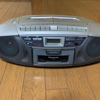 パナソニック(Panasonic)のPanasonic CDラジカセ(ラジオ)