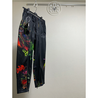 ワイスリー(Y-3)の■Y-3 toketa work pants ★フローラル☆東信(ワークパンツ/カーゴパンツ)