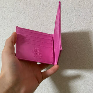 アンチ(ANTI)のアンチソーシャルソーシャルクラブ(折り財布)