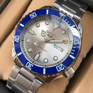 セイコー(SEIKO)のセイコースポーツ SRPE71 K1 セイコー5 MOD カスタム(腕時計(アナログ))