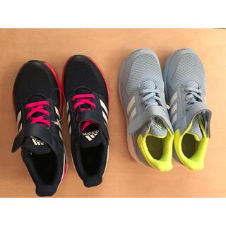 アディダス(adidas)の♪みさ様専用♪アディダス スニーカー22センチ(スニーカー)