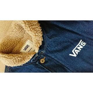 ヴァンズ(VANS)の☆VANS バンズ デニムジャケット☆モコモコ(Gジャン/デニムジャケット)