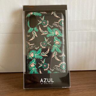 アズールバイマウジー(AZUL by moussy)のAZUL iPhoneX/XSケース(iPhoneケース)