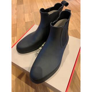 ハンター(HUNTER)のHUNTER(ハンター)ショート レインブーツ US9(長靴/レインシューズ)