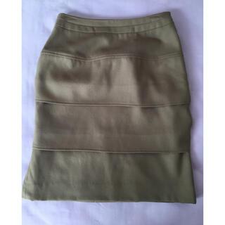 ミッシェルクラン(MICHEL KLEIN)のミッシェルクラン スカート(ひざ丈スカート)