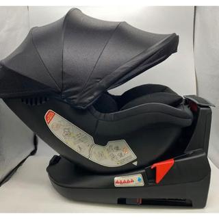 新生児~4歳まで 回転型チャイルドシート ISOFIX取り付け(自動車用チャイルドシート本体)