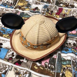 ディズニー(Disney)のディズニー WDW 海外 帽子 アニマルキングダム ミッキー(キャラクターグッズ)