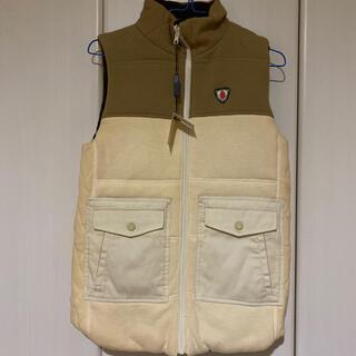 ダブルスタンダードクロージング(DOUBLE STANDARD CLOTHING)の未使用 タグ付 ダブルスタンダードクロージング リバーシブルベスト(ベスト/ジレ)