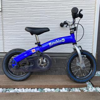 へんしんバイク 12インチ ブルー(自転車)