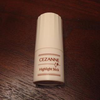 セザンヌケショウヒン(CEZANNE(セザンヌ化粧品))のハイライトスティック(フェイスカラー)