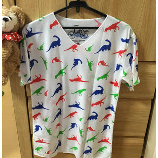 ファンキーフルーツ(FUNKY FRUIT)のファンキーフルーツ 恐竜 Tシャツ(Tシャツ(半袖/袖なし))