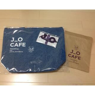 スマップ(SMAP)のJ_O Cafe 保冷バッグ チャーム2点セット 匿名配送(トートバッグ)