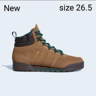 アディダス(adidas)の新品 26.5 adidas originals ブーツ トレッキング 茶(ブーツ)